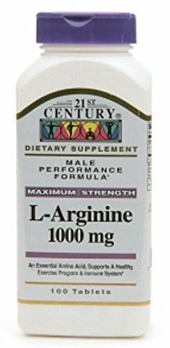 21st-century-l-arginine-1000mg-maximum-strength-100-ea-pack-of-2-by-21st-century