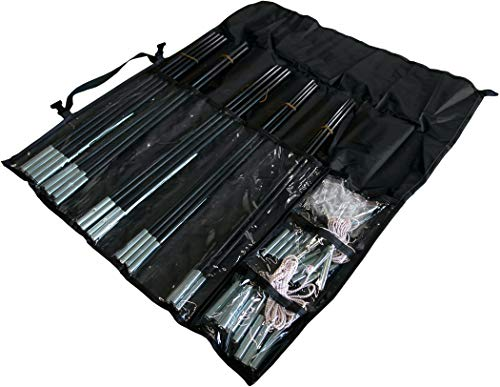 High Peak Fibreglass Repair Kit - Accessoire Tente - Noir 2019