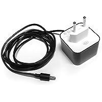 Adaptador de corriente Amazon para Amazon Echo Spot y Echo Dot (3.ª generación), Negro