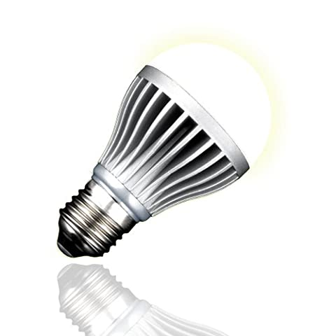 s`luce eco E27 Power LED-Glühbirne 8W, warmweiß 230V