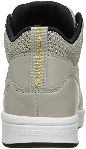 Skechers NV Taupe/Gold