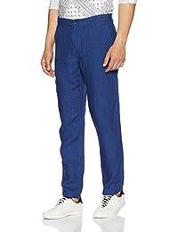 abed0611b59 Linen Men s Pants  Buy Linen Men s Pants online at best prices in ...
