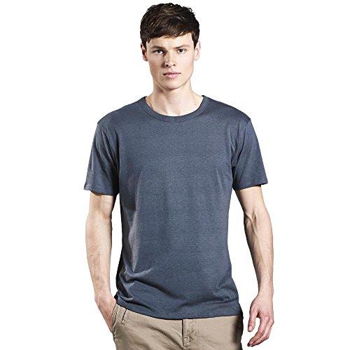 EarthPositive - Men's Tencel Blend T-Shirt Faded Denim