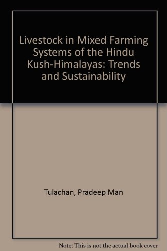 Livestock in Mixed Farming Systems of the Hindu Kush-Himalayas: Trends and Sustainability