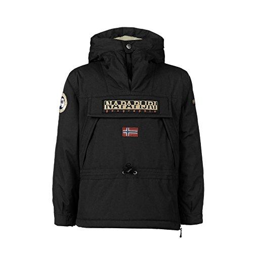 5937643ca90 Napapijri Vest pour enfant Skidoo Old Black