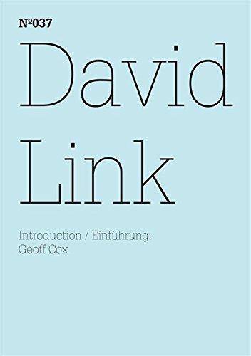 David Link: Das Herz der Maschine (dOCUMENTA (13): 100 Notes - 100 Thoughts, 100 Notizen - 100 Gedanken # 037) (dOCUMENTA (13): 100 Notizen - 100 Gedanken 37) (German Edition)