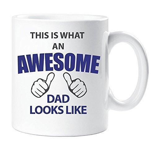 Esto es lo que un impresionante Papá Se Parece A Jarra Día...