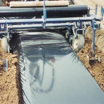 Nutley's 5 x 1.5 m Biodegradeable Weed Control Mulch