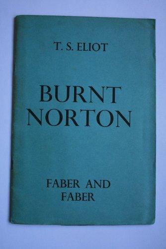 The Four Quartets: Burnt Norton, East Coker, The Dry Salvages, Little Gidding.