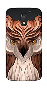 Kaira High Quality Printed Designer Back Case Cover For Motorola Moto E3 Power(47)