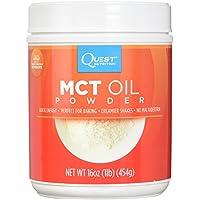 Quest Nutrition - MCT Oil Powder - 1 lb.