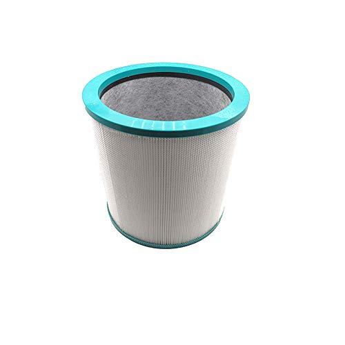Fesjoy Ersatzfilter Aktivkohle Filter Luftreiniger HEPA Filter für Dyson Pure Cool TP00 TP02 TP03