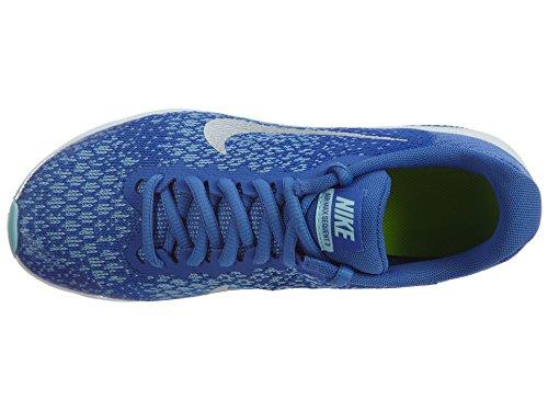 Nike NIKE AIR MAX SEQUENT 2 (GS) MEDIUM BLUE/METALLIC