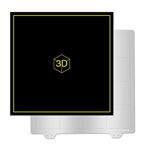 Cikuso Accesorios Impresoras 3D 300X300Mm Cama Caliente