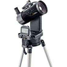 National Geographic Automatik Teleskop schwarz