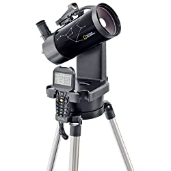 National Geographic 90/1250mm Maksutov Cassegrain Automatic Telescope