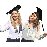 Bachelor-Hut Diplom-Abschluss, 5 - 50 Stück