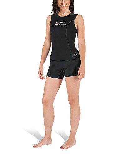 Mares Damen Gold Skin 2.5 Wetsuit, Black, S4