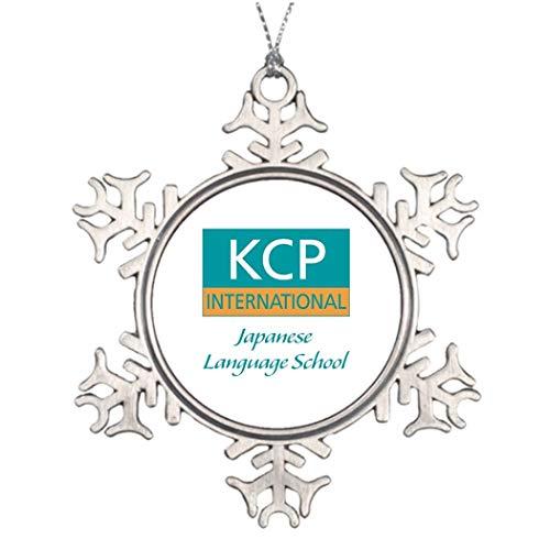 lake Ornament, Christmas Ornament, Xmas Trees Decorated KCP Halloween Tree Snowflake Ornaments Keepsake Gift, Christmas Decor ()