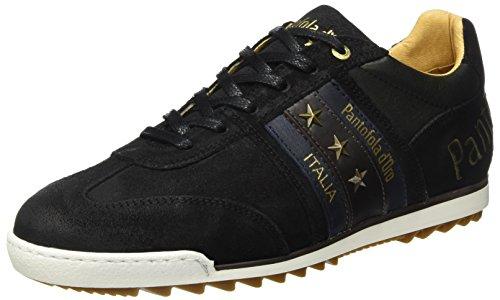 Pantofola D'Oro Herren Imola Feel Uomo Low Sneaker, Grau (Dark Shadow), 42 EU
