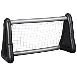 JackS - Inflatable Football Goal - Cage de Foot Gonflable - 100x75cm (Import UK)