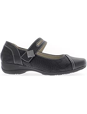Scarpe comfort donne nere con