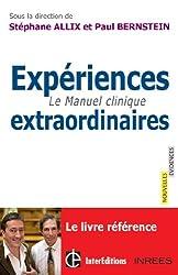 Expériences extraordinaires: Le Manuel clinique