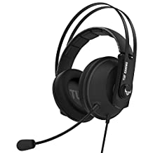 Asus, Tuf Gamıng H7 Core Pc Ve Ps4 Oyuncu Kulaklığı Metal Renk