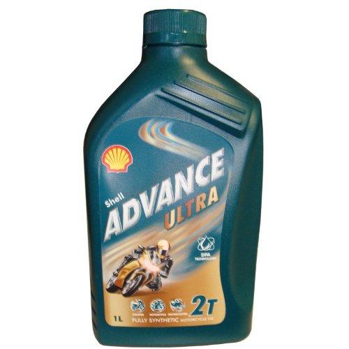 Motorrad 2-Takt Öl Shell Advance Ultra 2T LT - Motorrad öl Shell