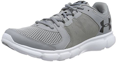 Under Armour Thrill 2, Scarpe Running Uomo, Grigio (Steel), 44.5 EU