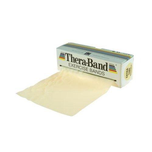 Thera-Band Übungsband 5,5 m, extra dünn/beige