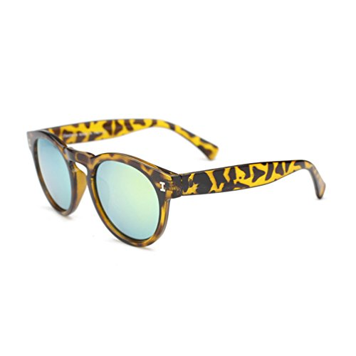 Tansle Damen Sonnenbrille Grün Yellow/Green