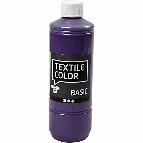 Couleur textile, lavande, 500 ml.