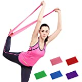 Inditradition Yoga Belt (Multicolour), Pack of 01