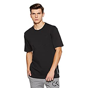 Calvin Klein Performance Stretch Cotton Relaxed Fit Short Sleeve Tee