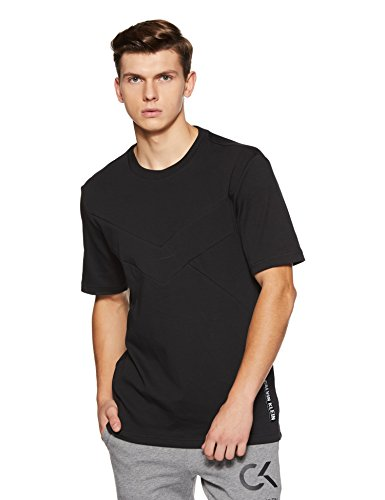Calvin Klein Performance Stretch Cotton Relaxed Fit Short Sleeve T-Shirt