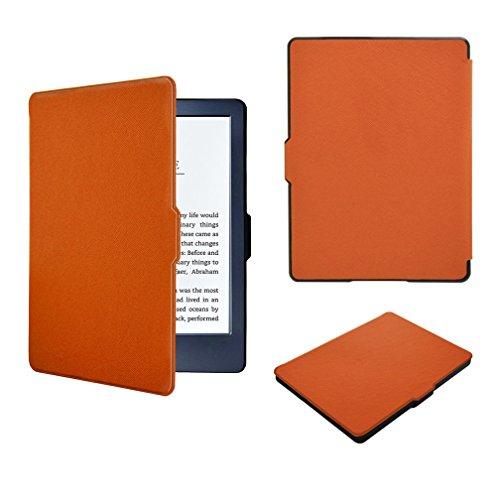 Beebiz PAPN006234UK Tablet-Schutzhülle, Amazon Fire HD 6 Inch, A01 Orange (Günstige 6-zoll-kindle-fall)