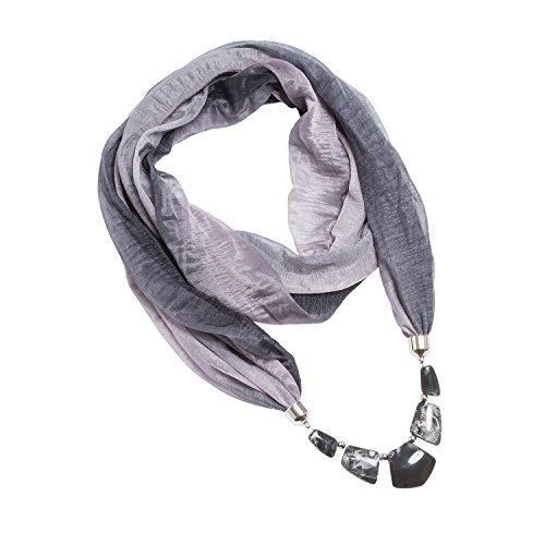 lureme-vintage-bohemia-style-various-couleur-crinkle-charpe-rsine-beads-pendant-collier-01003064-gri