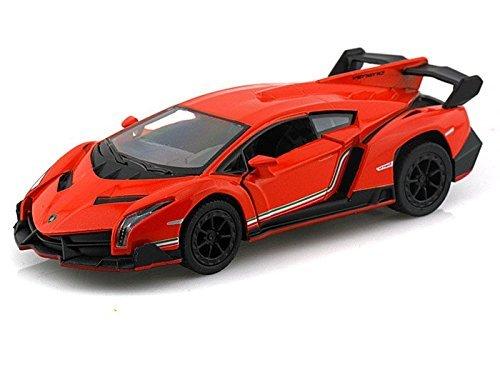 Lamborghini Veneno 1/36 Orange by Collectable Diecast