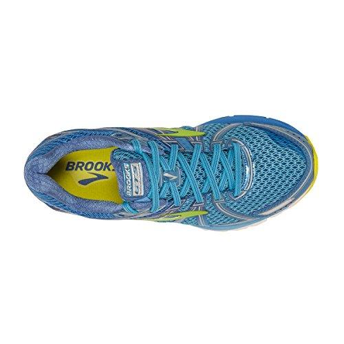 Brooks Adrenaline GTS 17, Scarpe da Ginnastica Donna 464 Azure Blue/Palace Blue/Lim