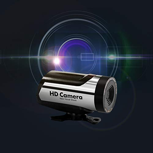 to FPV Kamera 720 P HD Kamera Echtzeit Überwachung Unterstützung IOS Android System (Schwarz) ()