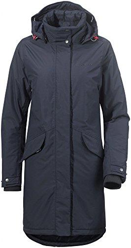 Didriksons Alba da donna coat-Cappotto da, Unisex, blu, 38