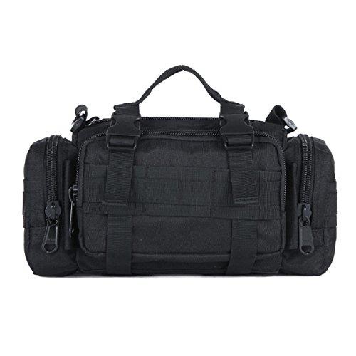 BULAGE Bag Tarnung Draußen Geldbeutel Freizeit Männer Und Frauen Multifunktions- Taschen Wandern Reiten Brusttasche Umhängetasche E