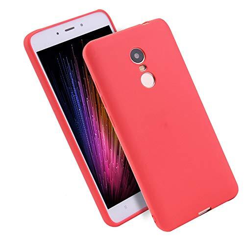 Mishuai Bereifte Süßigkeit-Farben-Handy-Fall-Mode-rückseitige Abdeckung Telefon-Kasten für Xiaomi Redmi Anmerkung 3 (Color : Red) - Anmerkung Handy-kästen 3 Für