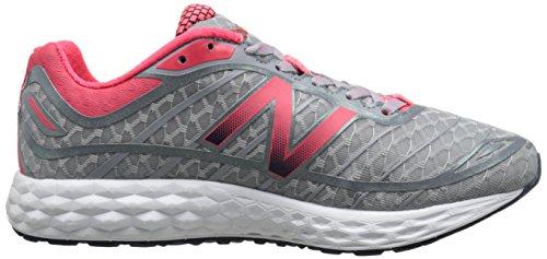 New Balance W980 B V2, Chaussures de running femme Argent (Sp2 Silver/Pink)