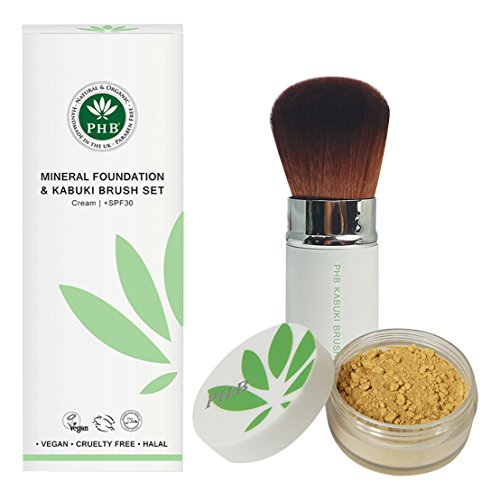 biokompatibel-mineral-farbe-foundation-und-kabuki-brush-set-olive-gre-m