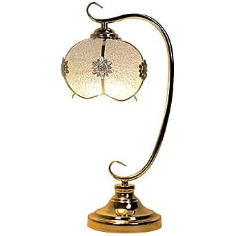 Galvanotecnica Lampada da tavolo in ferro battuto Hardware creativo LED Protezione degli occhi Lampade da tavolo goccia d'acqua in acrilico del paralume Camera da letto Sala studio Lampada da lettura