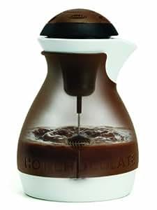Chef N 019220 Chocolatière avec Mélangeur Céramique