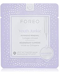 FOREO Youth Junkie Masque Actif UFO, Pack de 6