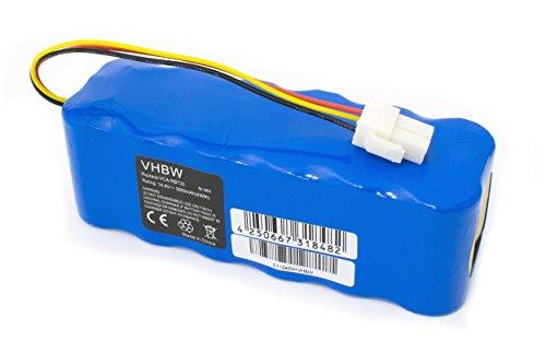 Batería Ni-MH 3000mAh (14.4V) compatible con aspiradoras Samsung Navibot por ejemplo SR8840,...